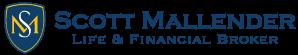 Scott Mallender Insurance Logo